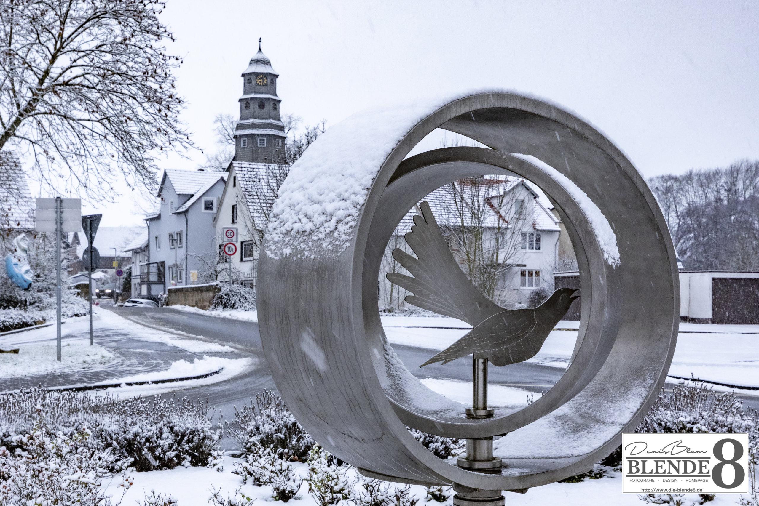 Blende8 Nordhessen Baunatal Winter Foto-Nr. 3006-48