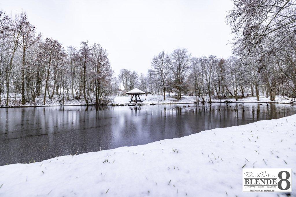 Blende8 Nordhessen Baunatal Winter Foto-Nr. 3006-11