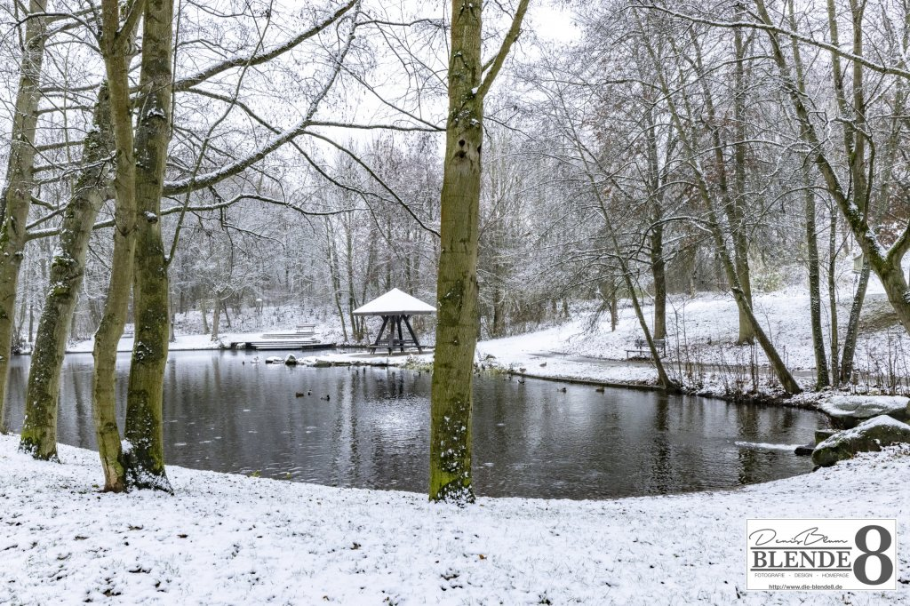 Blende8 Nordhessen Baunatal Winter Foto-Nr. 3006-10