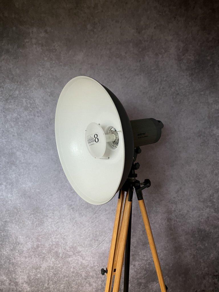 Fotohintergrund grau