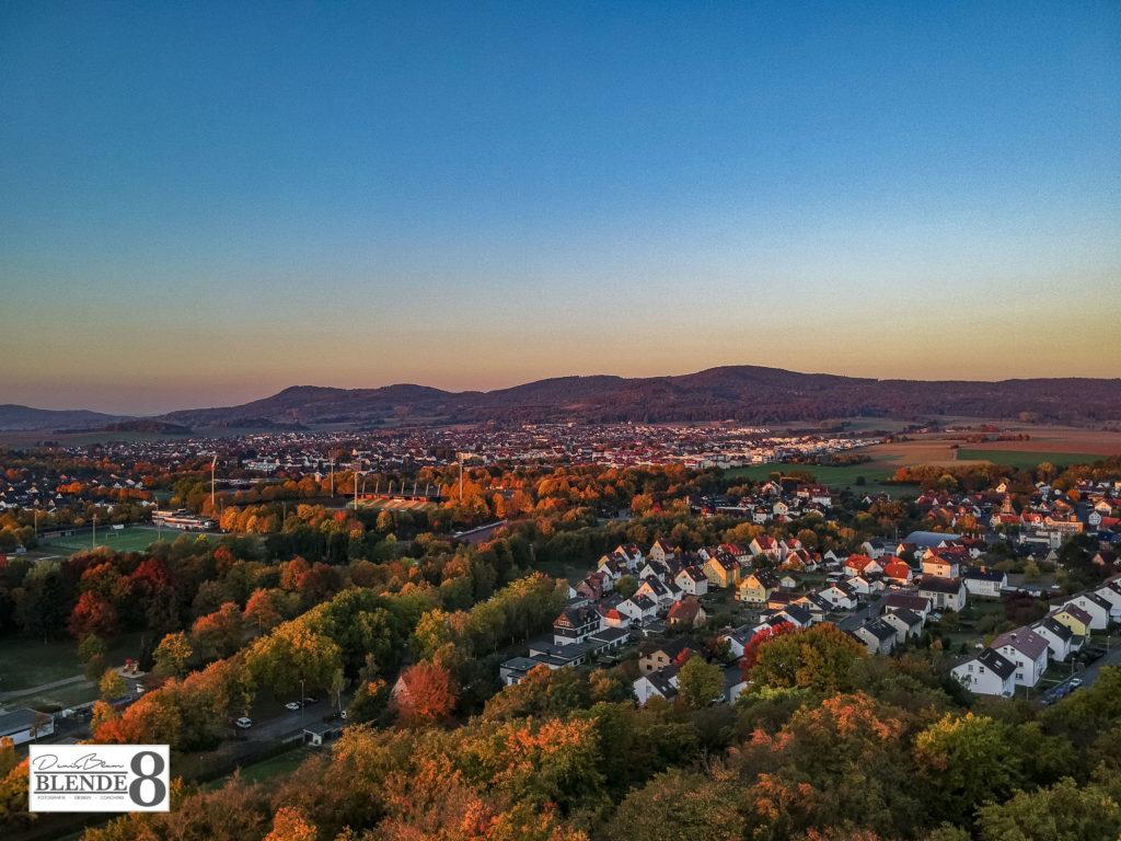 Blende8 Nordhessen Baunatal Luftaufnahmen Foto-Nr. 3003-7