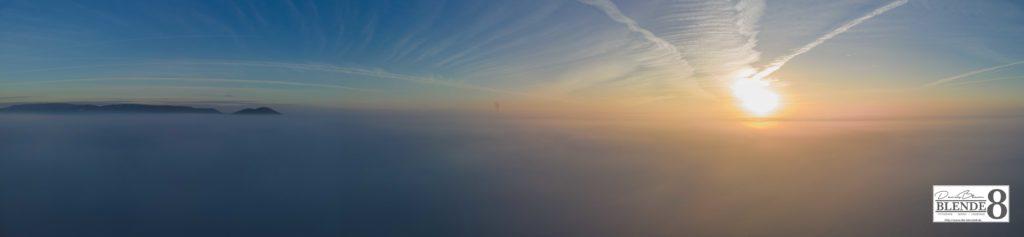 Blende8 Nordhessen Baunatal Nebel Foto-Nr. 3001-1