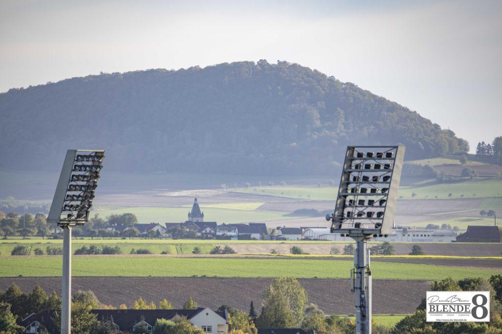 Blende8 Nordhessen Baunatal Stadtpark Blick nach Besse Foto-Nr. 3008-5