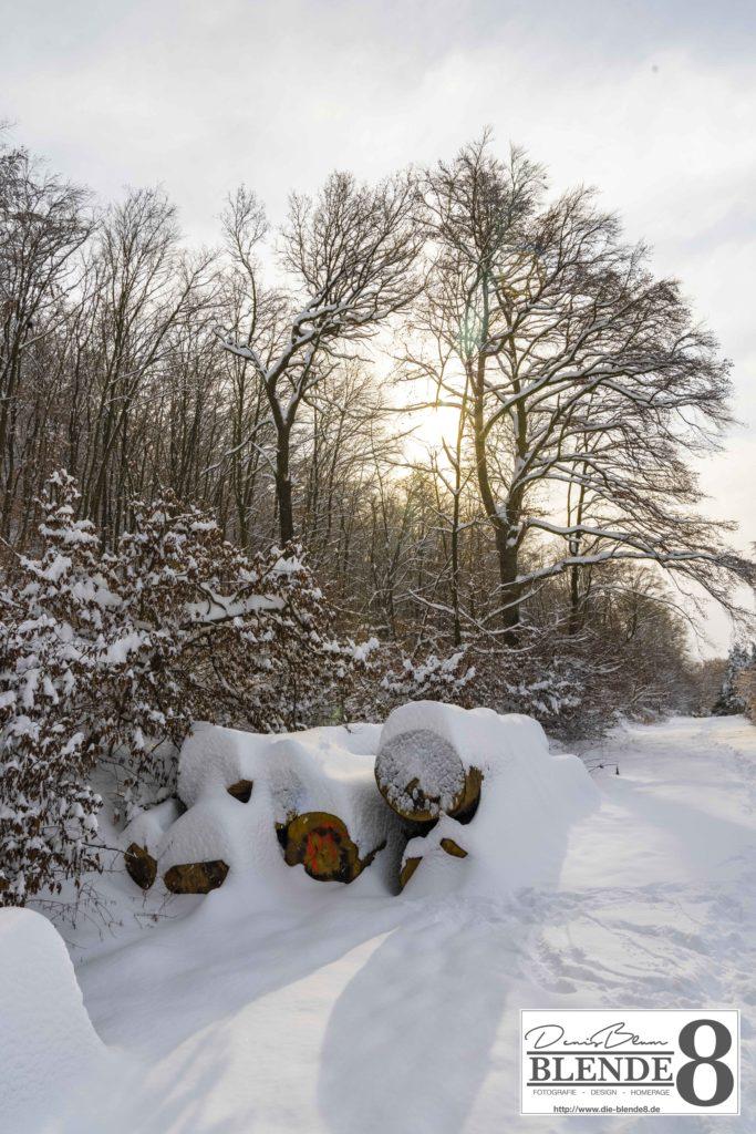 Blende8 Nordhessen Baunatal Schnee Foto-Nr. 3015-112