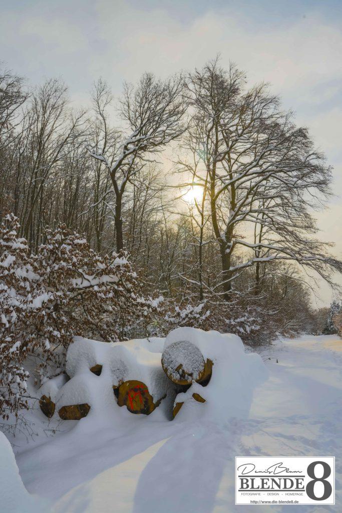 Blende8 Nordhessen Baunatal Schnee Foto-Nr. 3015-111