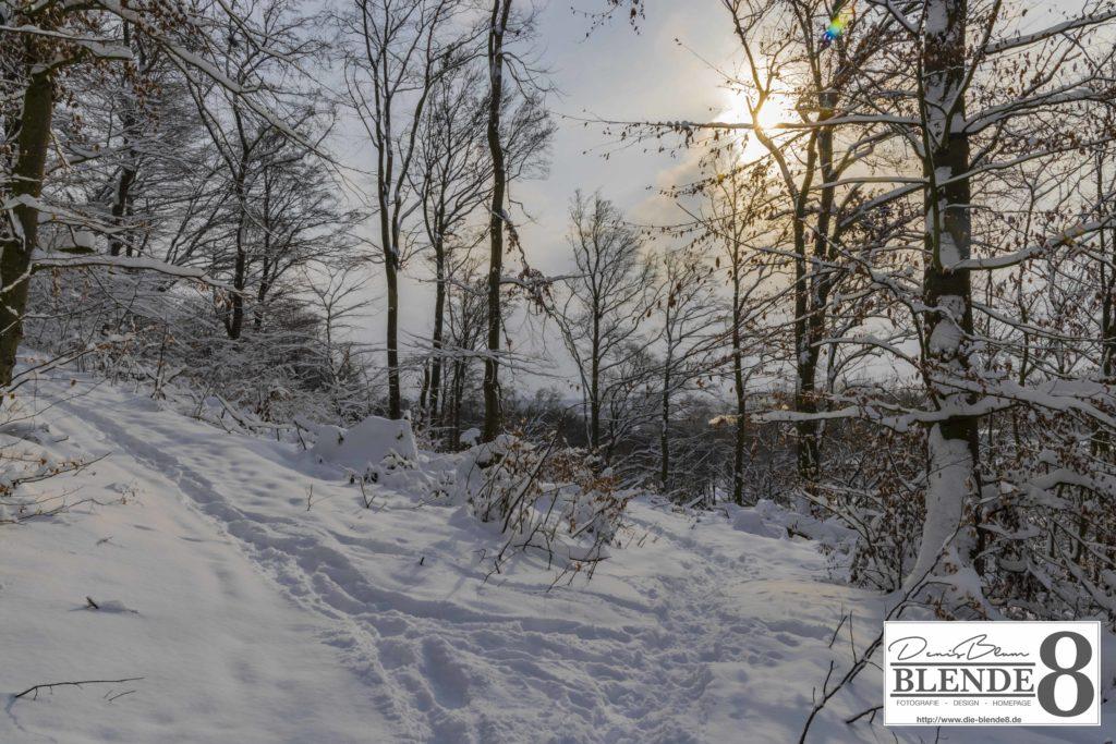 Blende8 Nordhessen Baunatal Schnee Foto-Nr. 3015-107