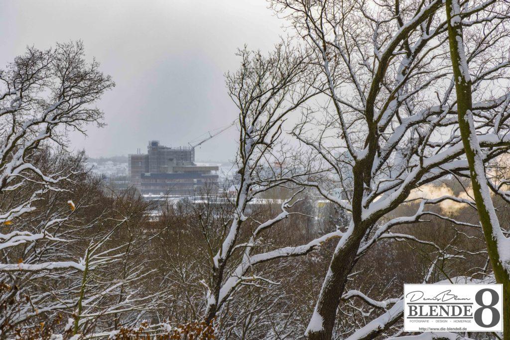 Blende8 Nordhessen Baunatal Schnee Foto-Nr. 3015-106