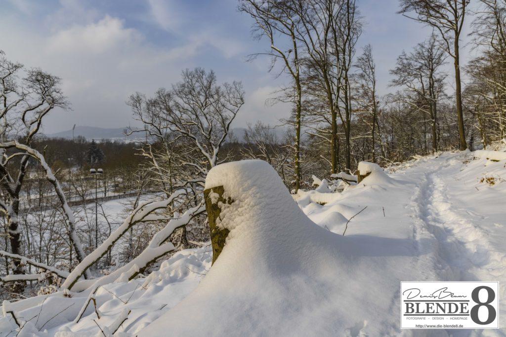 Blende8 Nordhessen Baunatal Schnee Foto-Nr. 3015-104