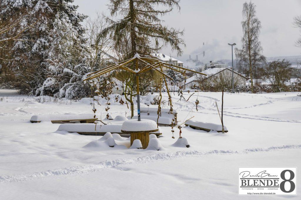 Blende8 Nordhessen Baunatal Schnee Foto-Nr. 3015-101