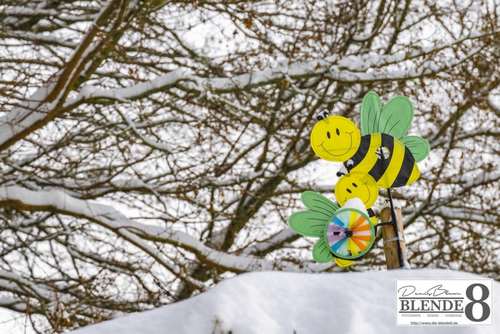 Blende8 Nordhessen Baunatal Schnee Foto-Nr. 3015-100