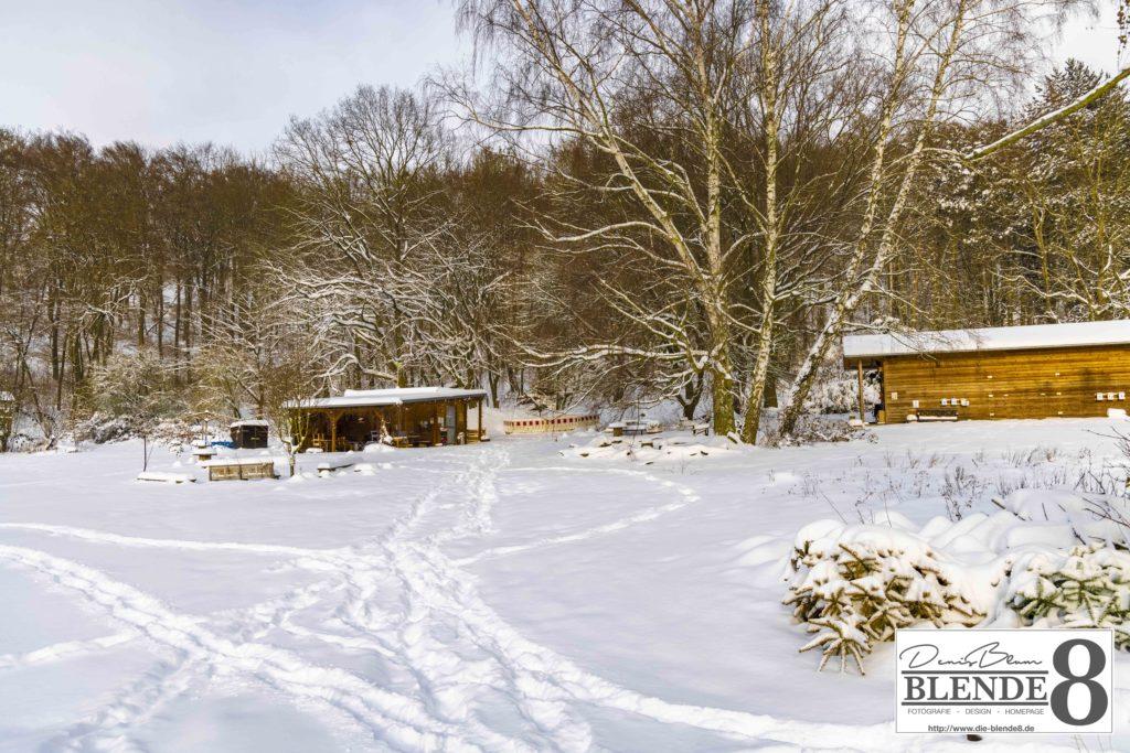 Blende8 Nordhessen Baunatal Schnee Foto-Nr. 3015-98