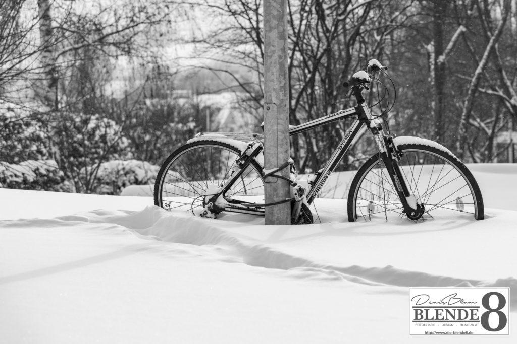 Blende8 Nordhessen Baunatal Schnee Foto-Nr. 3015-97