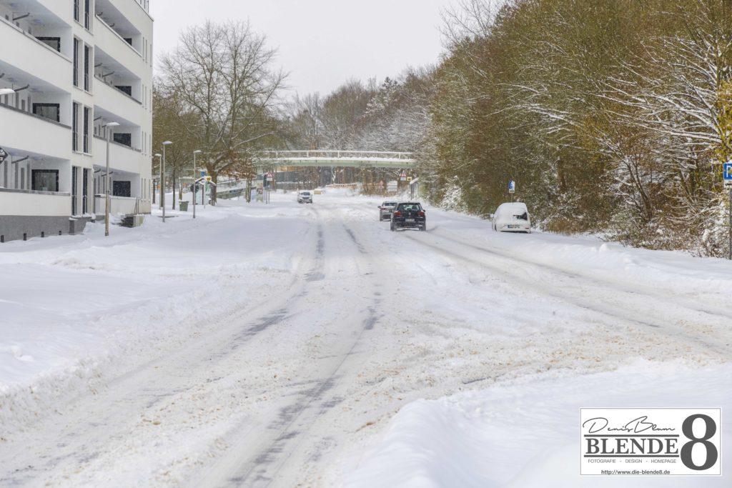 Blende8 Nordhessen Baunatal Schnee Foto-Nr. 3015-95