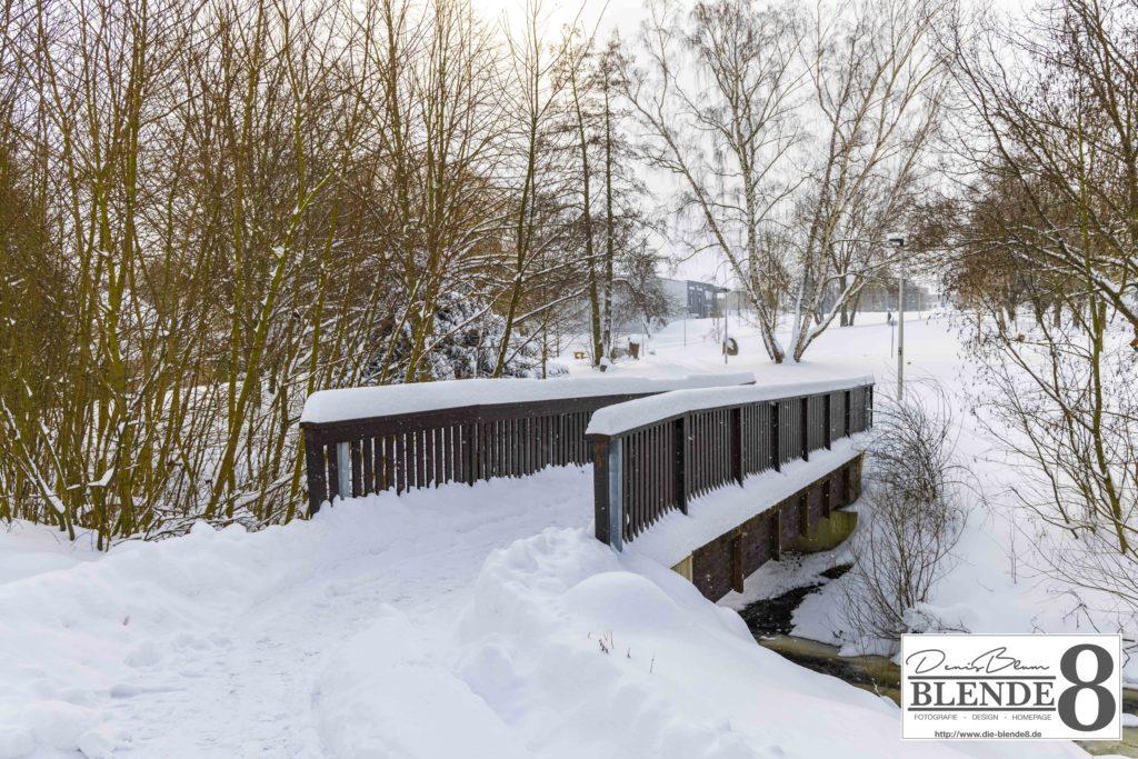 Blende8 Nordhessen Baunatal Schnee Foto-Nr. 3015-94