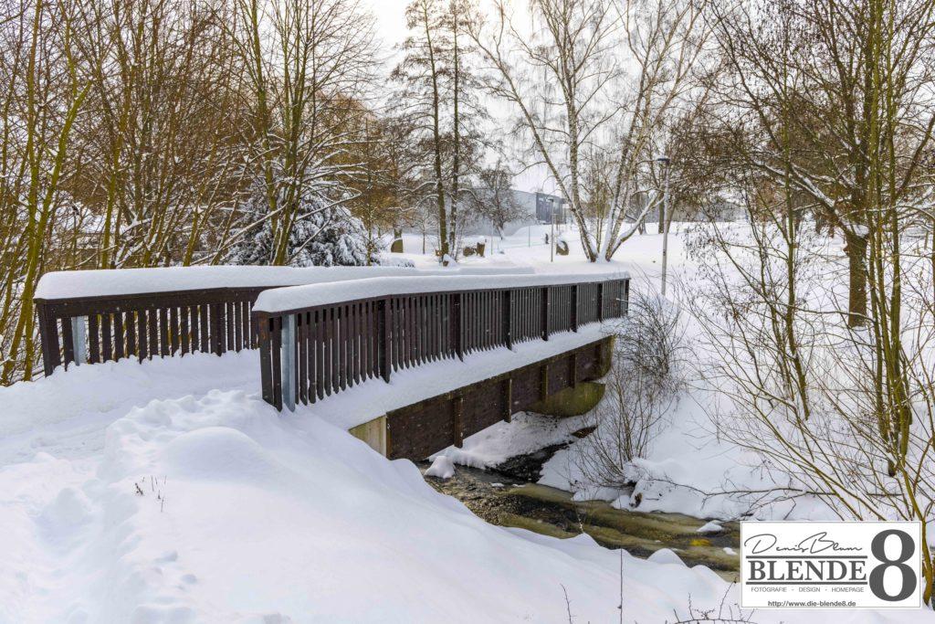 Blende8 Nordhessen Baunatal Schnee Foto-Nr. 3015-93
