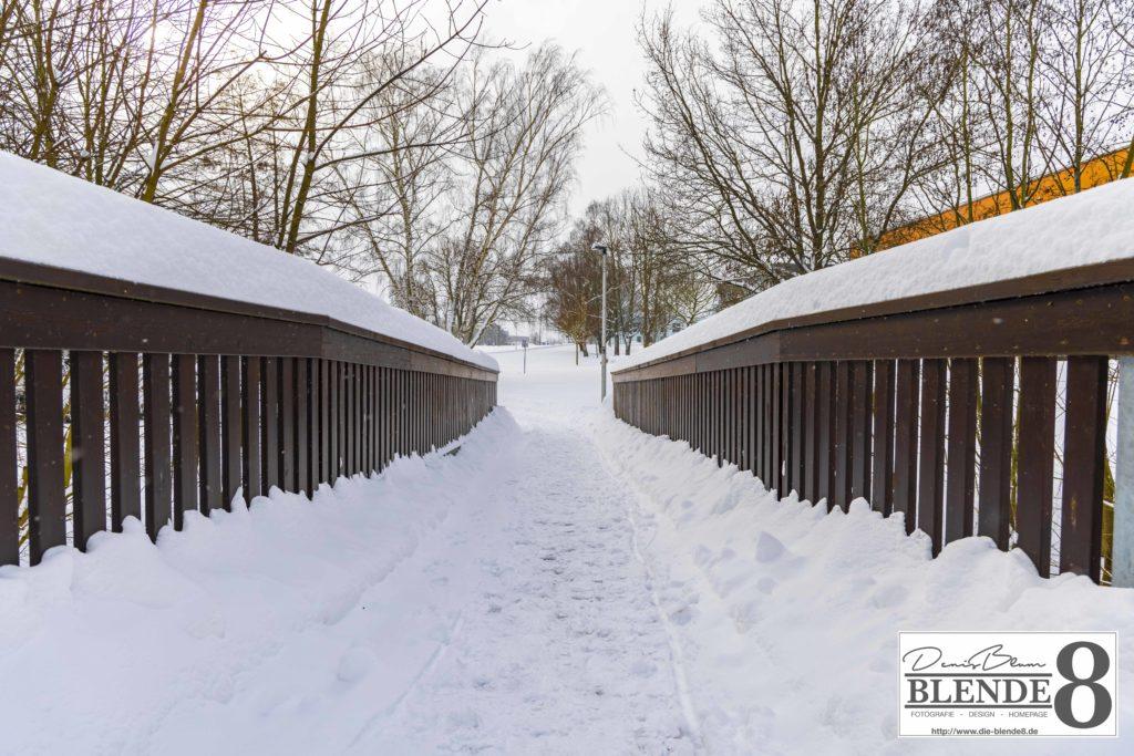 Blende8 Nordhessen Baunatal Schnee Foto-Nr. 3015-92