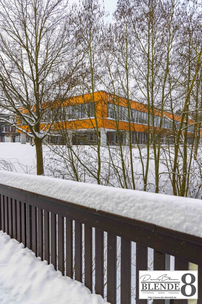 Blende8 Nordhessen Baunatal Schnee Foto-Nr. 3015-91