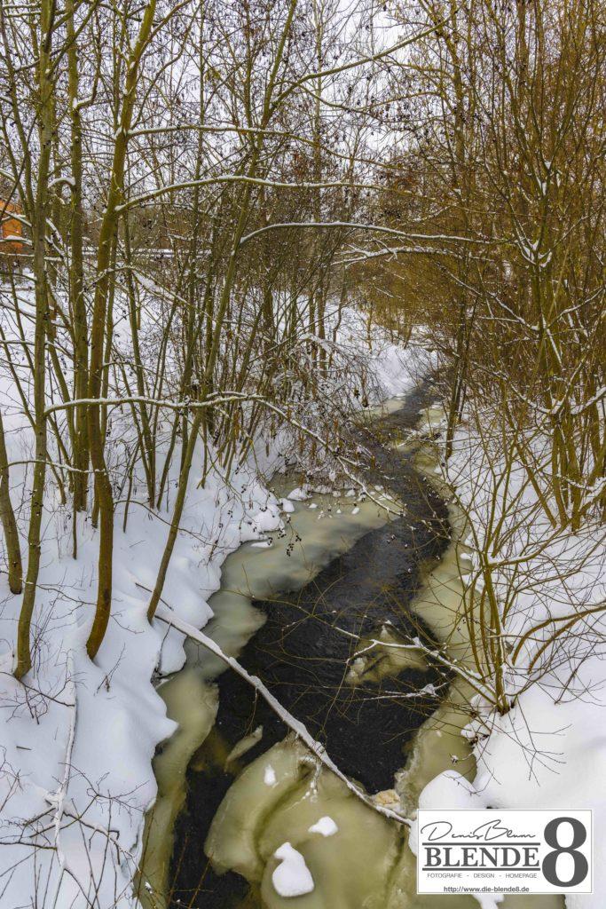 Blende8 Nordhessen Baunatal Schnee Foto-Nr. 3015-90