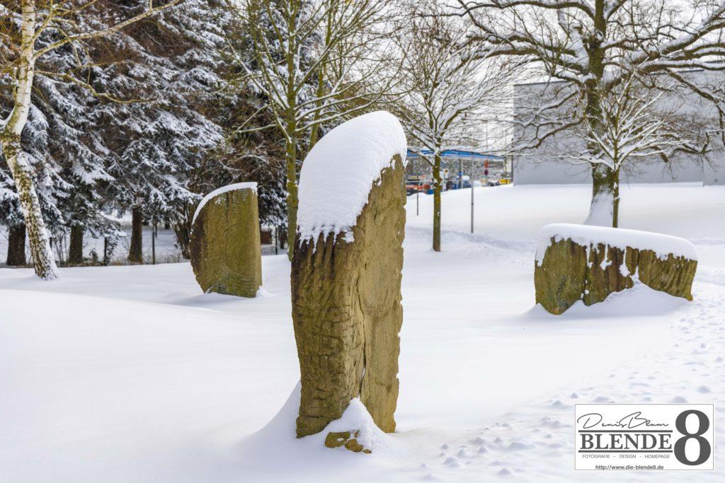 Blende8 Nordhessen Baunatal Schnee Foto-Nr. 3015-88