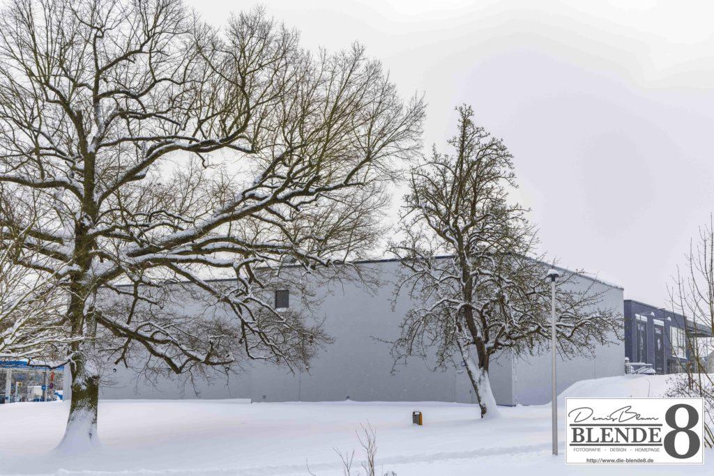 Blende8 Nordhessen Baunatal Schnee Foto-Nr. 3015-87