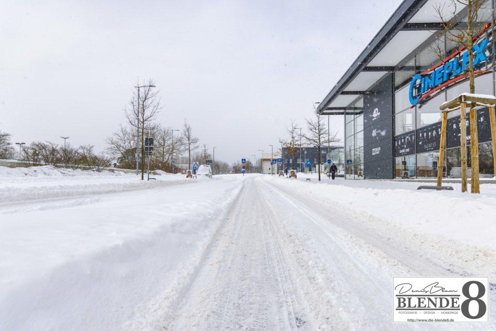 Blende8 Nordhessen Baunatal Schnee Foto-Nr. 3015-83