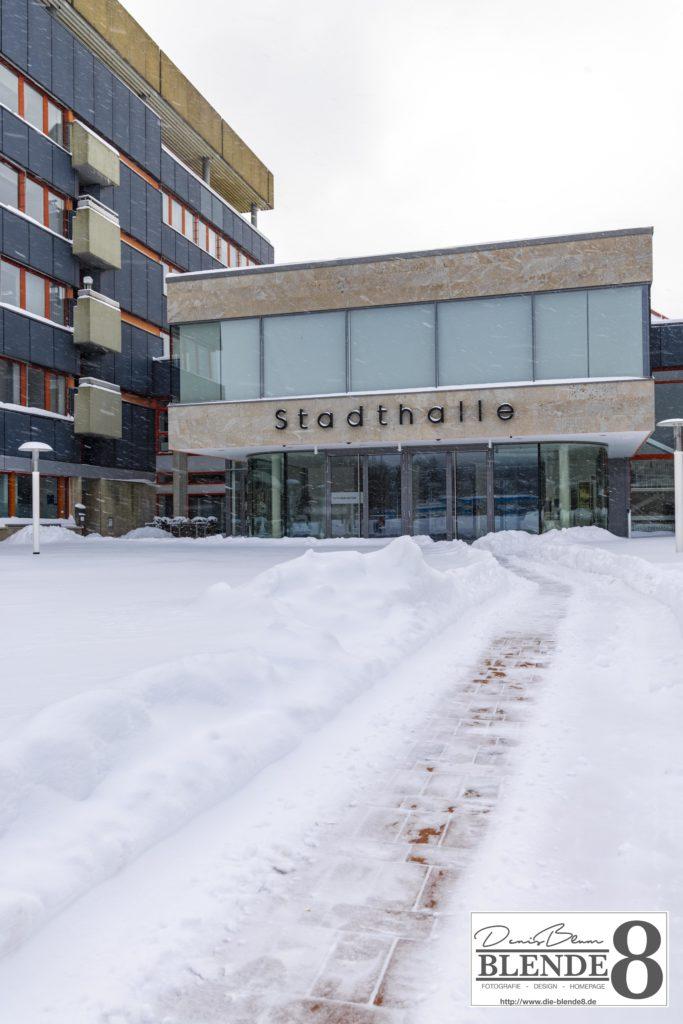 Blende8 Nordhessen Baunatal Schnee Foto-Nr. 3015-82