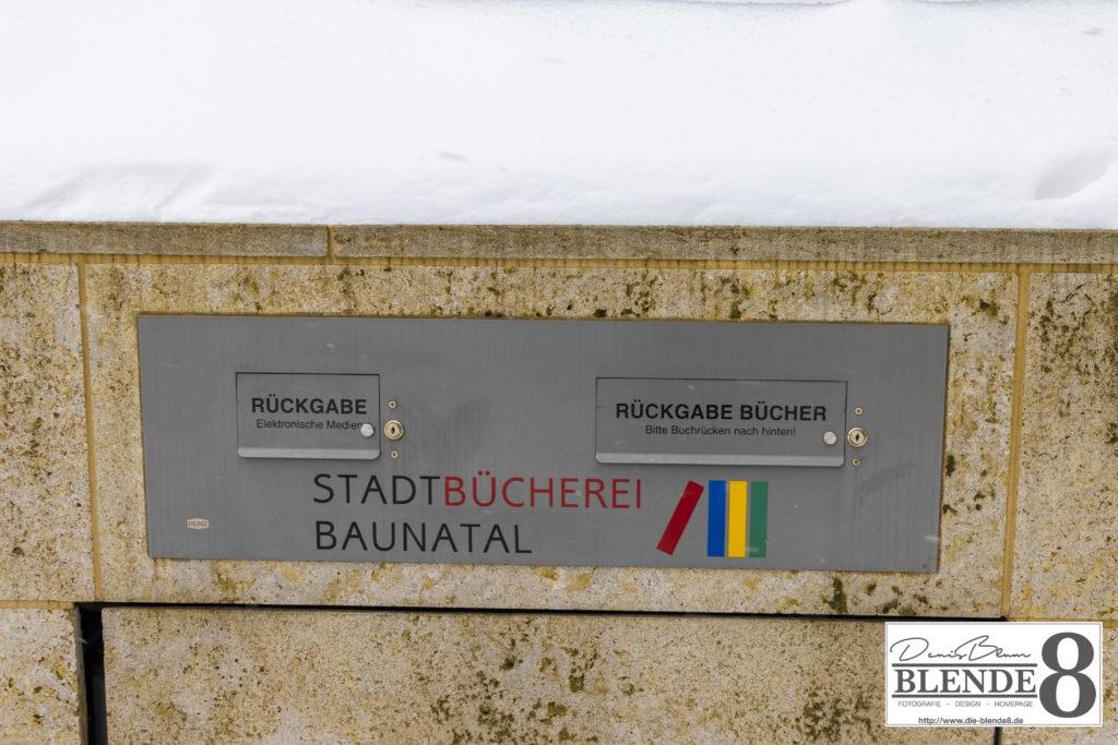 Blende8 Nordhessen Baunatal Schnee Foto-Nr. 3015-80