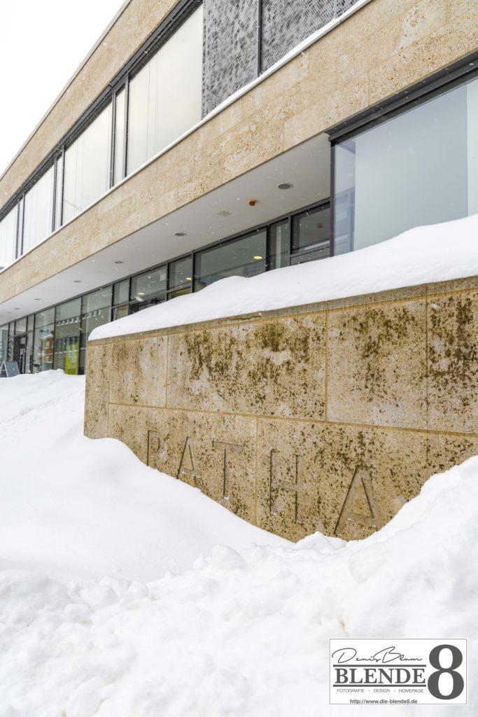 Blende8 Nordhessen Baunatal Schnee Foto-Nr. 3015-79