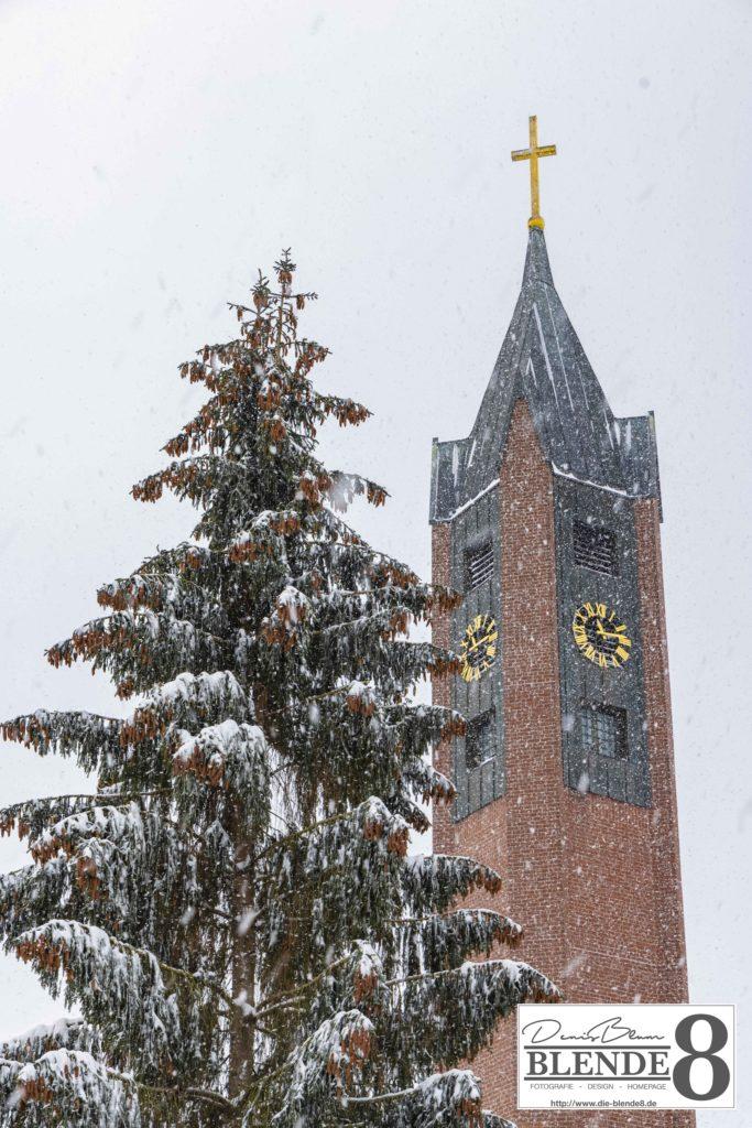 Blende8 Nordhessen Baunatal Schnee Foto-Nr. 3015-69
