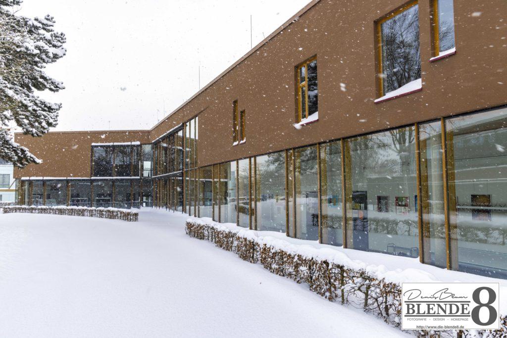 Blende8 Nordhessen Baunatal Schnee Foto-Nr. 3015-57