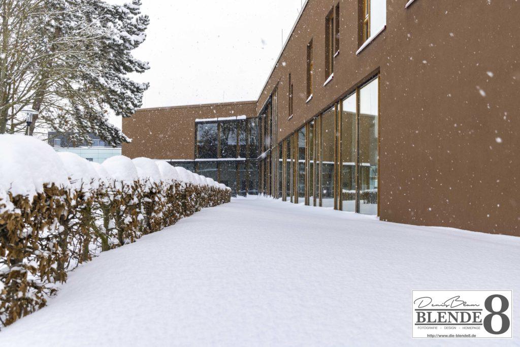 Blende8 Nordhessen Baunatal Schnee Foto-Nr. 3015-54