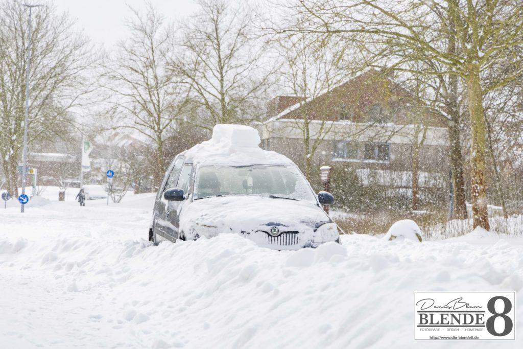 Blende8 Nordhessen Baunatal Schnee Foto-Nr. 3015-45