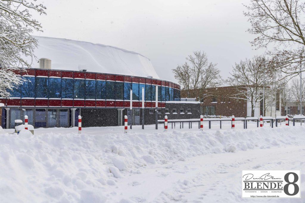 Blende8 Nordhessen Baunatal Schnee Foto-Nr. 3015-44