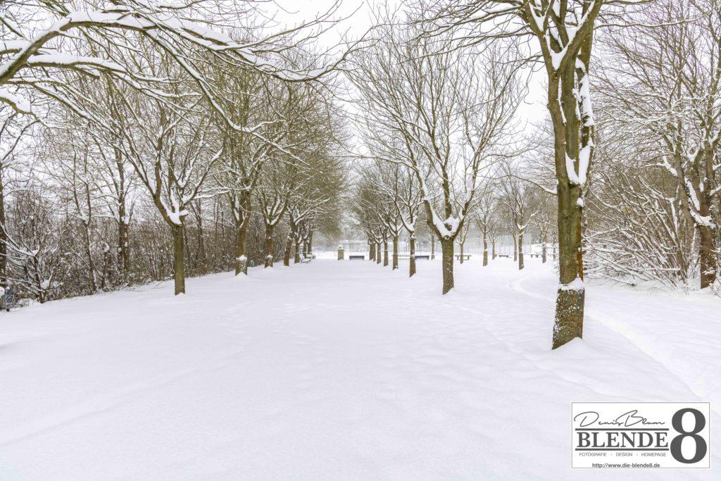 Blende8 Nordhessen Baunatal Schnee Foto-Nr. 3015-42
