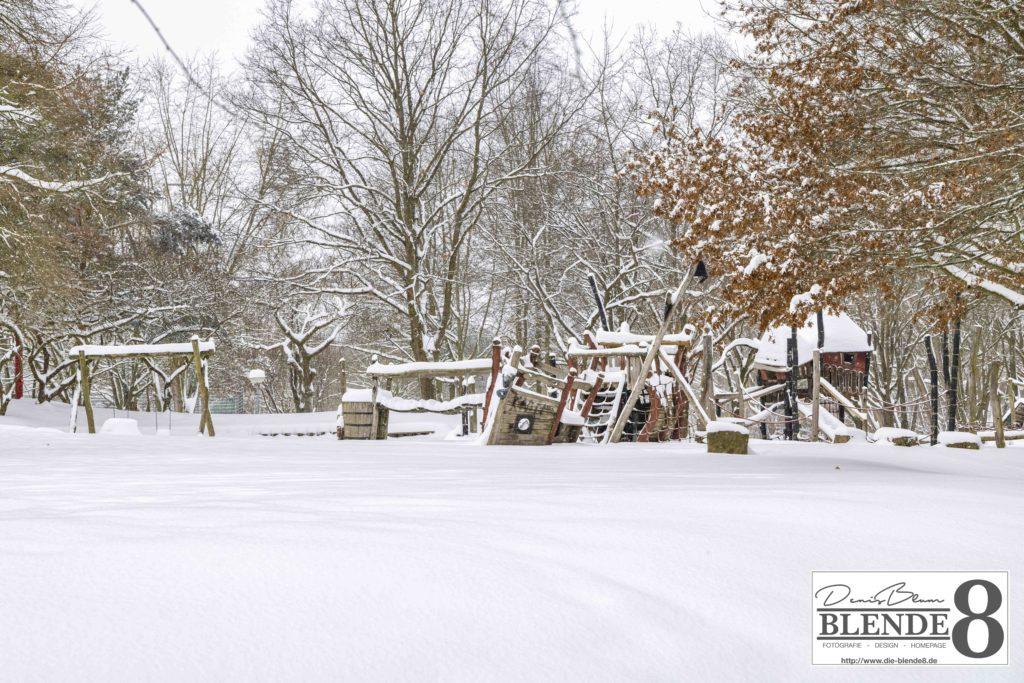 Blende8 Nordhessen Baunatal Schnee Foto-Nr. 3015-37
