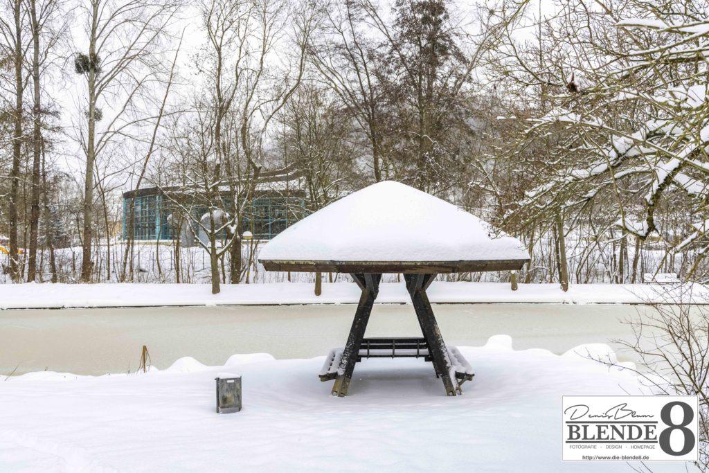 Blende8 Nordhessen Baunatal Schnee Foto-Nr. 3015-36