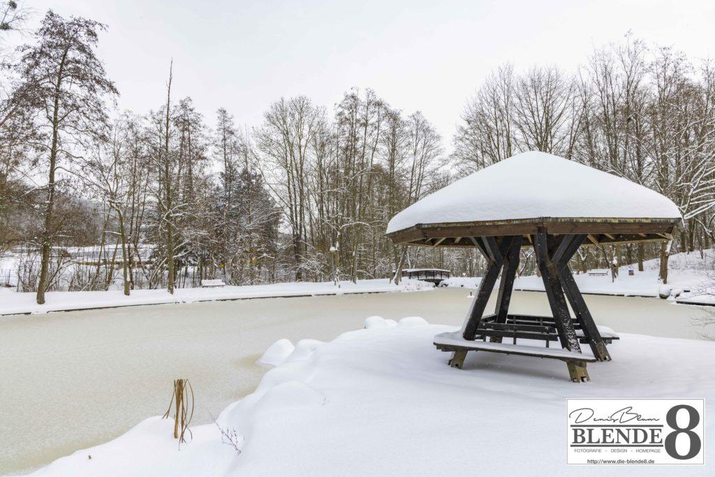 Blende8 Nordhessen Baunatal Schnee Foto-Nr. 3015-33
