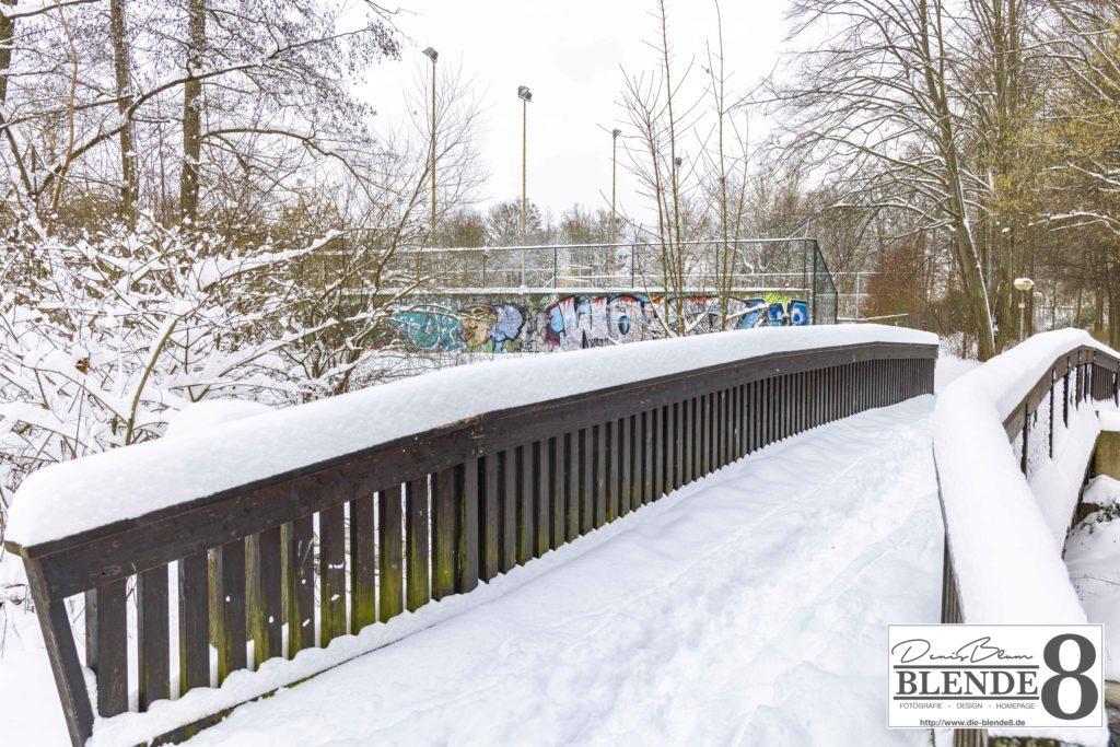 Blende8 Nordhessen Baunatal Schnee Foto-Nr. 3015-28