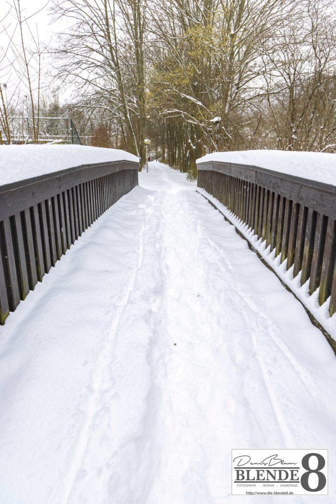 Blende8 Nordhessen Baunatal Schnee Foto-Nr. 3015-27