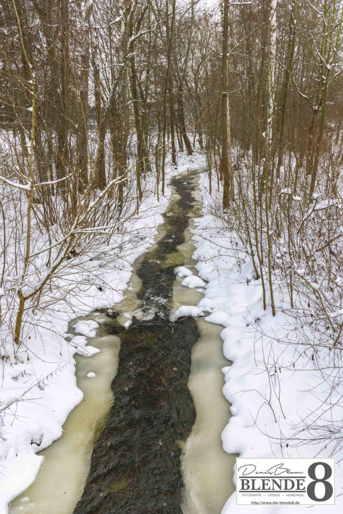 Blende8 Nordhessen Baunatal Schnee Foto-Nr. 3015-26