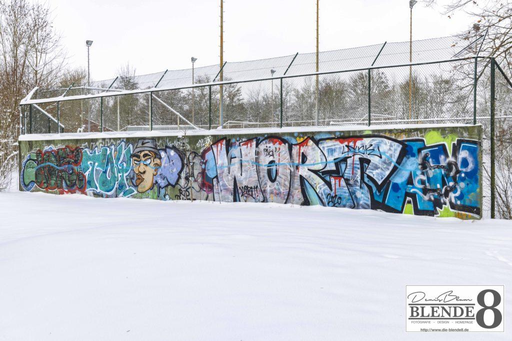 Blende8 Nordhessen Baunatal Schnee Foto-Nr. 3015-25
