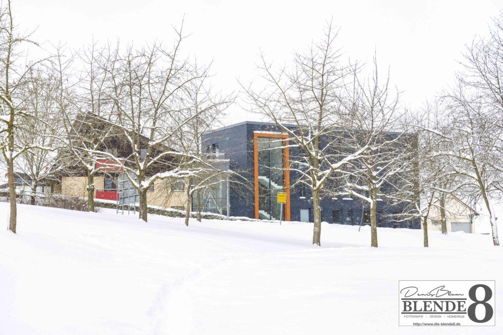 Blende8 Nordhessen Baunatal Schnee Foto-Nr. 3015-22