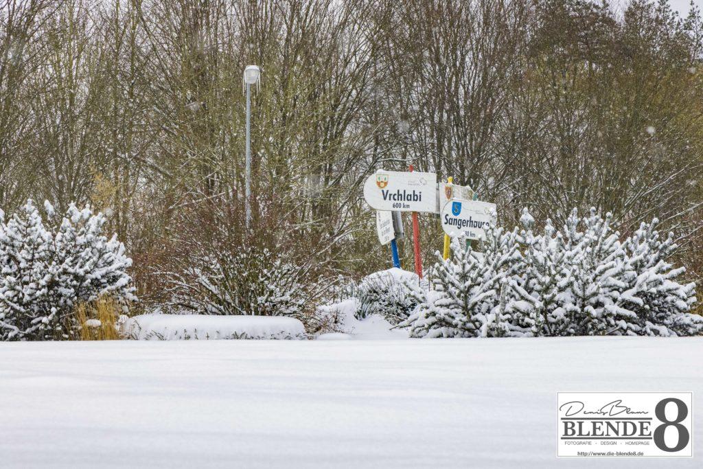 Blende8 Nordhessen Baunatal Schnee Foto-Nr. 3015-21