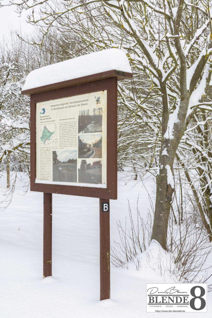 Blende8 Nordhessen Baunatal Schnee Foto-Nr. 3015-20