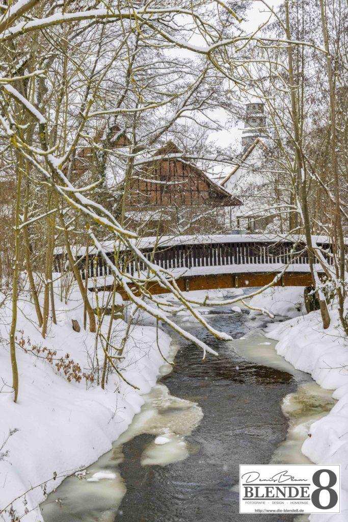 Blende8 Nordhessen Baunatal Schnee Foto-Nr. 3015-18