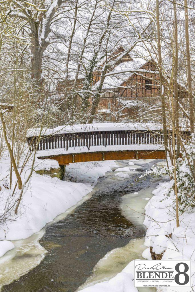 Blende8 Nordhessen Baunatal Schnee Foto-Nr. 3015-16