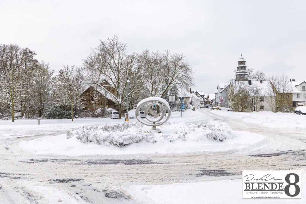 Blende8 Nordhessen Baunatal Schnee Foto-Nr. 3015-9