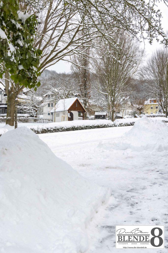 Blende8 Nordhessen Baunatal Schnee Foto-Nr. 3015-8