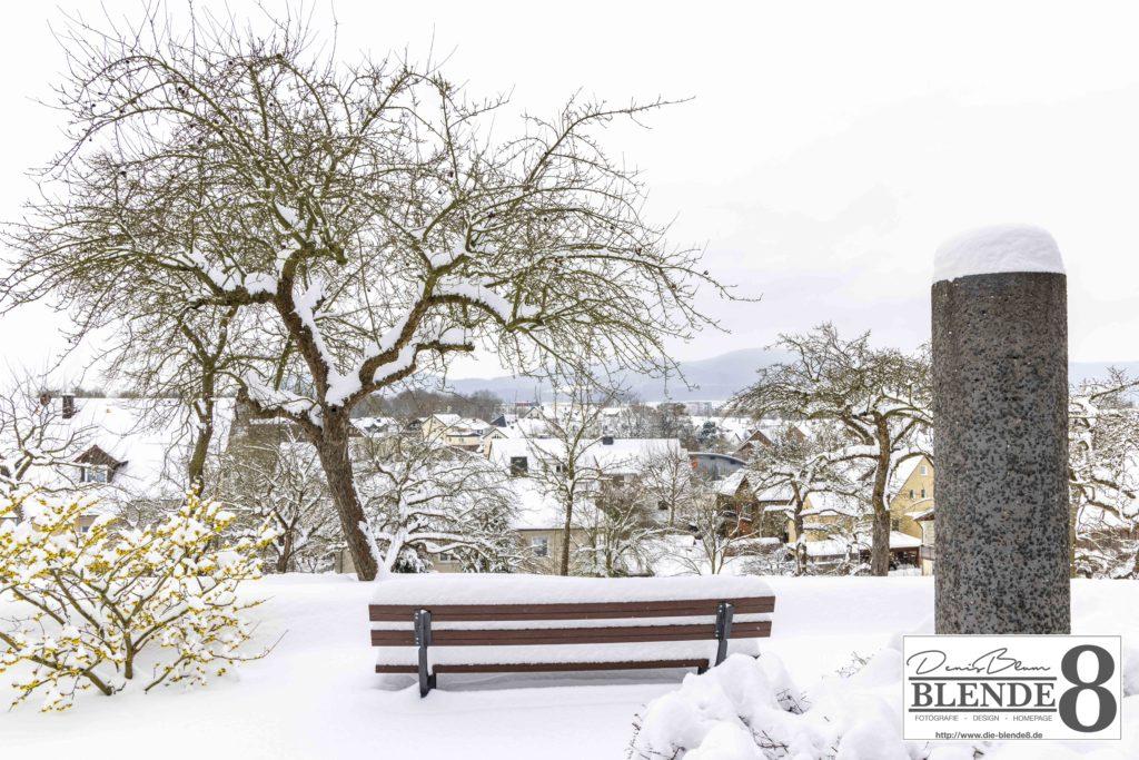 Blende8 Nordhessen Baunatal Schnee Foto-Nr. 3015-4