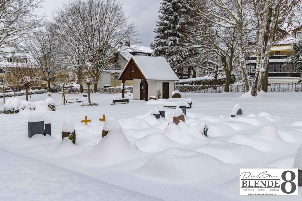 Blende8 Nordhessen Baunatal Schnee Foto-Nr. 3015-3